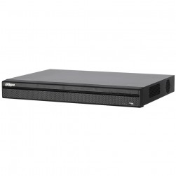 Dahua N42B1P 4 Channel 1U 4-Port PoE 4K Network Video Recorder, No HDD