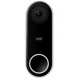 Google Nest NC5100US Hello Wi-Fi Video Doorbell