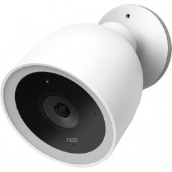 Nest NC4101US Google Nest Cam IQ Outdoor Security Camera