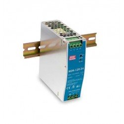 Vivotek NDR-120-48 Single Output Din Rail Power Supply