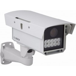 Bosch NER-L2R5-2 Dinion 5000 IP License Plate Camera, 54-92ft, PoE