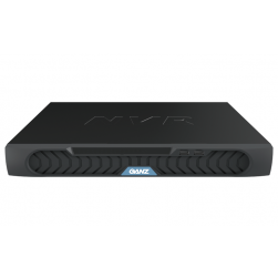 Ganz NR8-8M72 8 Channel 1080p HD Embedded NVR with 8 PoE ports