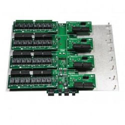 Keri Systems NXT-GIOXNE Greater I/O Module W/ Backplane and Baseplate