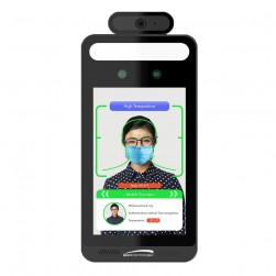 Speco O2TML 2 Megapixel Temperature Reading Panel with Face and Mask Recognition