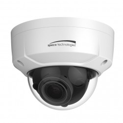 Speco O4D2M 4MP Indoor/Outdoor 2.7-12mm Dome IP Camera - White Housing