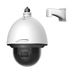 Speco O4P30X 4 Megapixel Outdoor Network PTZ Camera with Wall Mount Bracket, 30X Lens