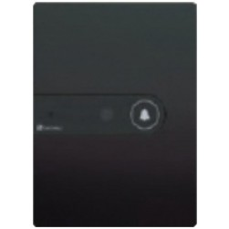 Alpha PCM-1-BK 1 Button Indoor IP Video Panel Black