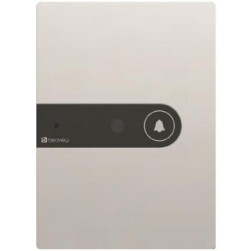 Alpha PCM-1-AL 1 Button Indoor IP Video Panel Aluminum