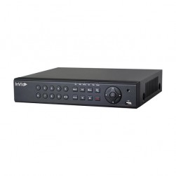 InVid PD1A-4-1TB 4 Channel HD TVI/AHD/CVI/Analog/IP Digital Video Recorder, 1TB