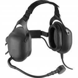 Bosch PH-16 A4M Dual-Sided Full Cushion Hearing Protection Headset, A4M Connector