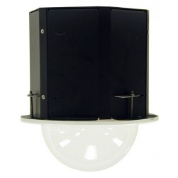 Panasonic PID5CN Indoor Recessed Ceiling Housing for WV-NS202, NF284, CW484S Cameras (Clear Dome)