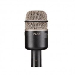 Bosch PL33 Dynamic Kick Drum and Instrument Microphone