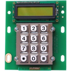 Alpha PM200KP Repl Keypad+Display-TE903/TE904