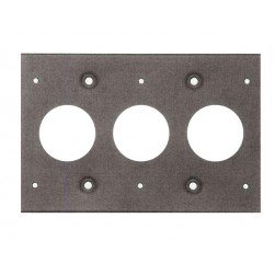 Pelco PMCL-V100 Monitor Mount Adapter Plate, 100mm x 100mm