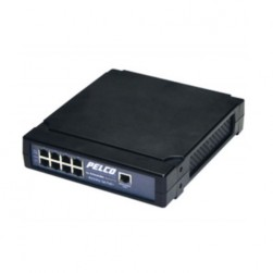 Pelco POE4ATN-EU 4 Port IEEE802.3at Midspan with European Power Cord