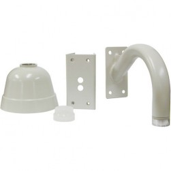 Panasonic PPM484S Outdoor Pole Mount Kit for WV-NW474S, WV-CW474S, WV-NW484S and WV-CW484S Cameras, Beige