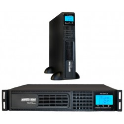 Minuteman PRO1500RT2U 1500VA Line Interactive UPS with 8 Outlets