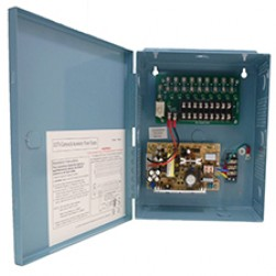 MG Electronics PS-912 Fused 12VDC 9 CH Distributed Power Supply