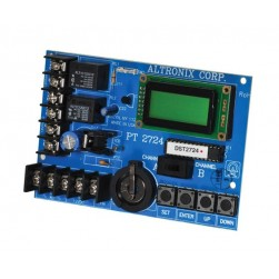 Altronix PT2724 2 Ch 365 Day/24 Hr - Annual Event Timer/Controller