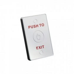 ZKAccess PTE-1 Exit Switch with Soft Touch
