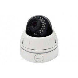 Cantek CTK01VDV HD-TVI 1080p Outdoor Vandal Resistant Dome Camera