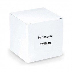 Panasonic PWM40 Wall Mount for Outdoor Vandal Dome Cameras Silver