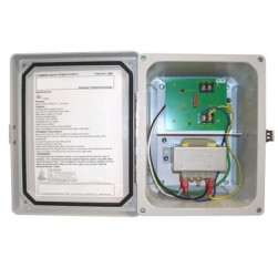 Samsung Security PWR-24AC-1-3-ULW Nema 4X Enclosed 1-Output, 3 Amp 24VAC Power Supply, UL Listed