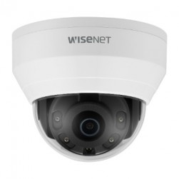 Samsung QND-8010R 5 Megapixel Day/Night Indoor Network IR Dome Camera, 2.8mm Lens