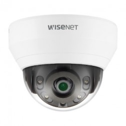 Samsung QND-6012R 2 Megapixel Day/Night Indoor Network IR Dome Camera, 2.8mm Lens