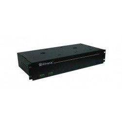 "Altronix R248ULI 8 Output Isolated Rack Mount Power Supply, 24 VAC @ 12.5 Amp, Isolated Fuse Protected, 2U EIA 19"" Rack Mount Chassis, UL Listed"