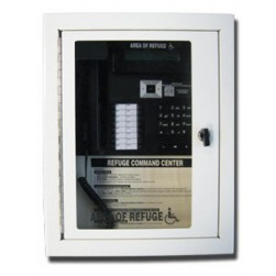 Alpha RCC25112IPCF 112 Station IP Master-Flush Cabinet