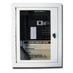 Alpha RCC25128IPCF 128 Station IP Master-Flush Cabinet