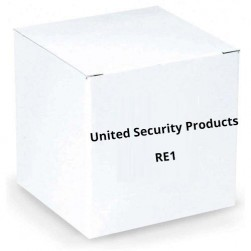 "United Security Products RE1 0.4"" Small Disc Rare Earth Magnet"