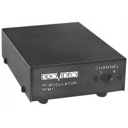 Speco RFM-1A Channel 3/4 RF Modulator
