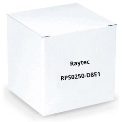 Raytec RPS0250-D8E1 Power Supply 250W 24VDC 8 Outputs