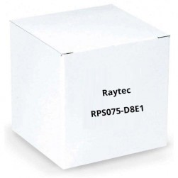 Raytec RPS075-D8E1 Power Supply 75W 24 VDC 8 Outputs