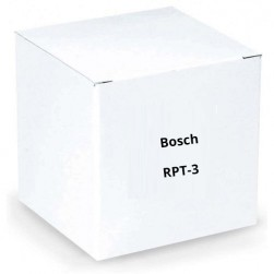 Bosch RPT-3 Coaxial Cable with TNC Connector for Wireless Intercom, 3 ft