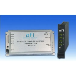 AFI RR-81SL-280 Eight Contact Rack Card Receiver w/Non Latching Relays