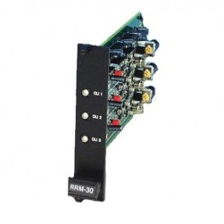 Panasonic RRM30 3-Channel FM Video Control Site Rack Card Receive, Multi-Mode