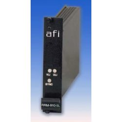 American Fibertek RRM-910SL-FC 10 Bit Digital Video Rack Card Receiver