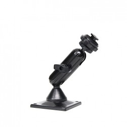 RVS Systems RVS-1420 Double Swivel Monitor Mount