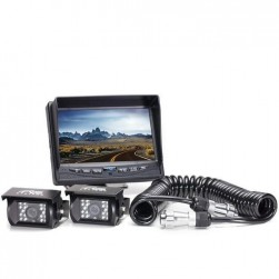 RVS System RVS-770614-213 Backup Camera System -Two Camera Setup