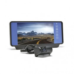 RVS Systems RVS-776619P-NM Clip-on Mirror Monitor Ford Transit-Connect Vehicles, RVS-Transit Camera, 33ft Cable