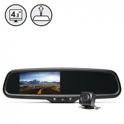 RVS System RVS-776718-4CH G-Series 4 Channel Backup Camera System