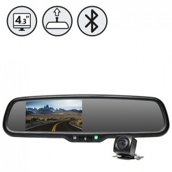 RVS System RVS-776718-BT G-Series Backup Camera With Bluetooth