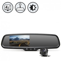 RVS System RVS-776718-D G-Series Backup Camera With Auto Dimming