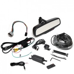 RVS System RVS-776718-DOS G-Series Backup Camera With Auto Dimming