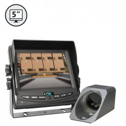 "RVS System RVS-77F6033 Safety Camera System for Forklifts - 5"" Display"