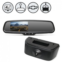 RVS System RVS-924718-CE Backup Camera For Chevy City Express Vans