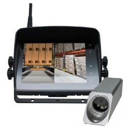 RVS Systems RVS-577FW Wireless Safety Camera System For Forklifts